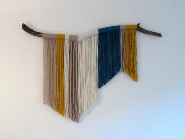 copper-and-blue-yarn-wall-hanging-awesome-yarn-wall-hangings-ideas-excellent-gifts-this-christmas