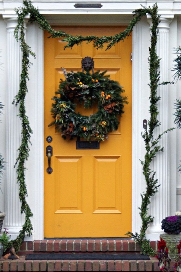 yellow-front-door